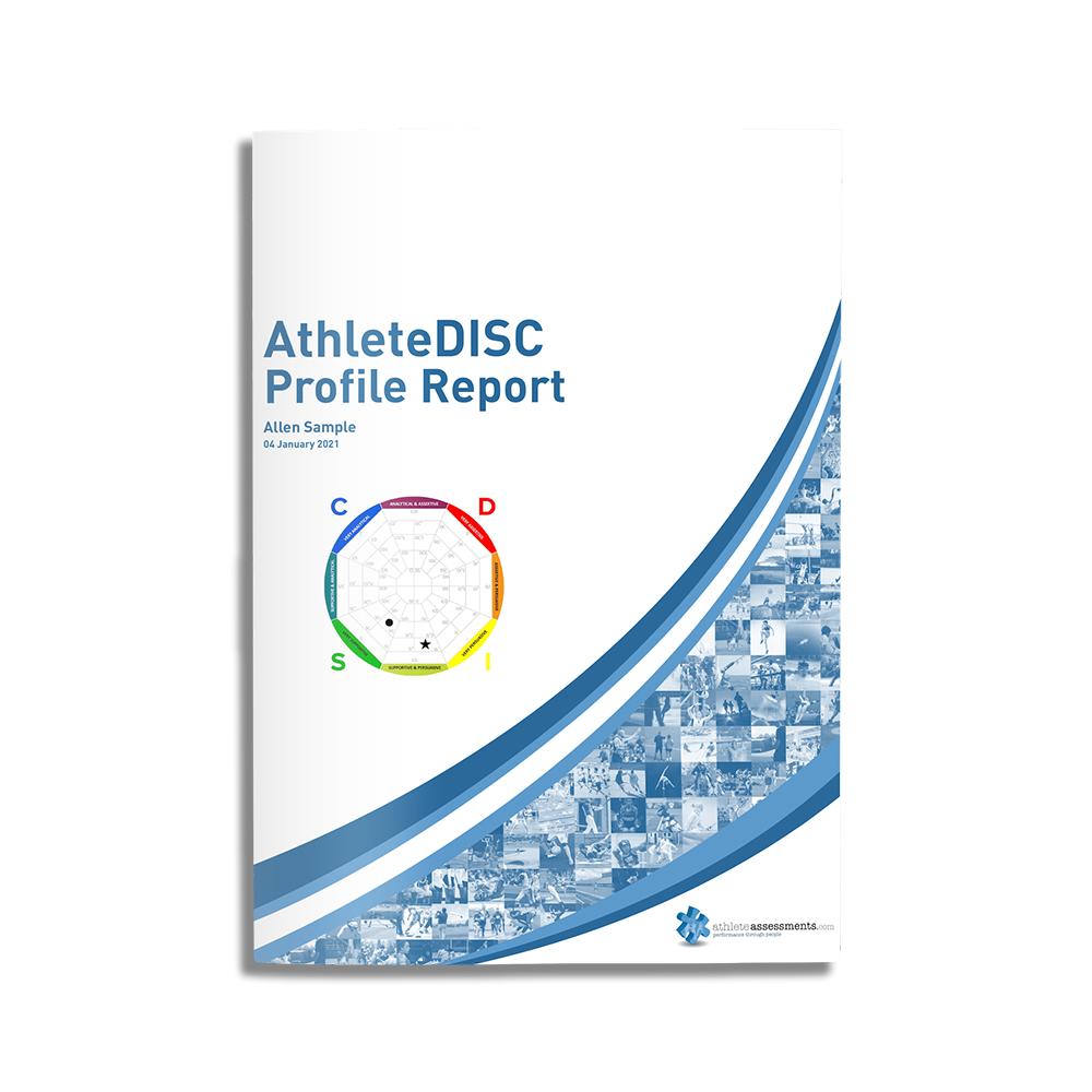AthleteDISC Sample Cover-square
