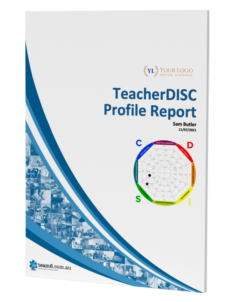 Team8-TeacherDISC Profile